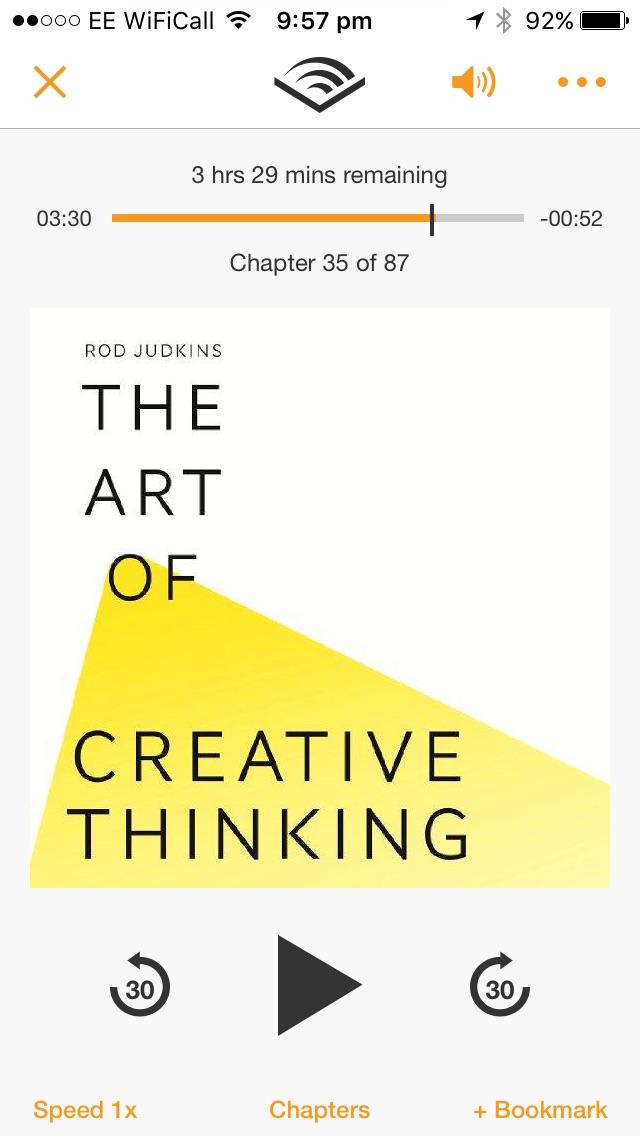 Rod Judkins | the art of creative thinking