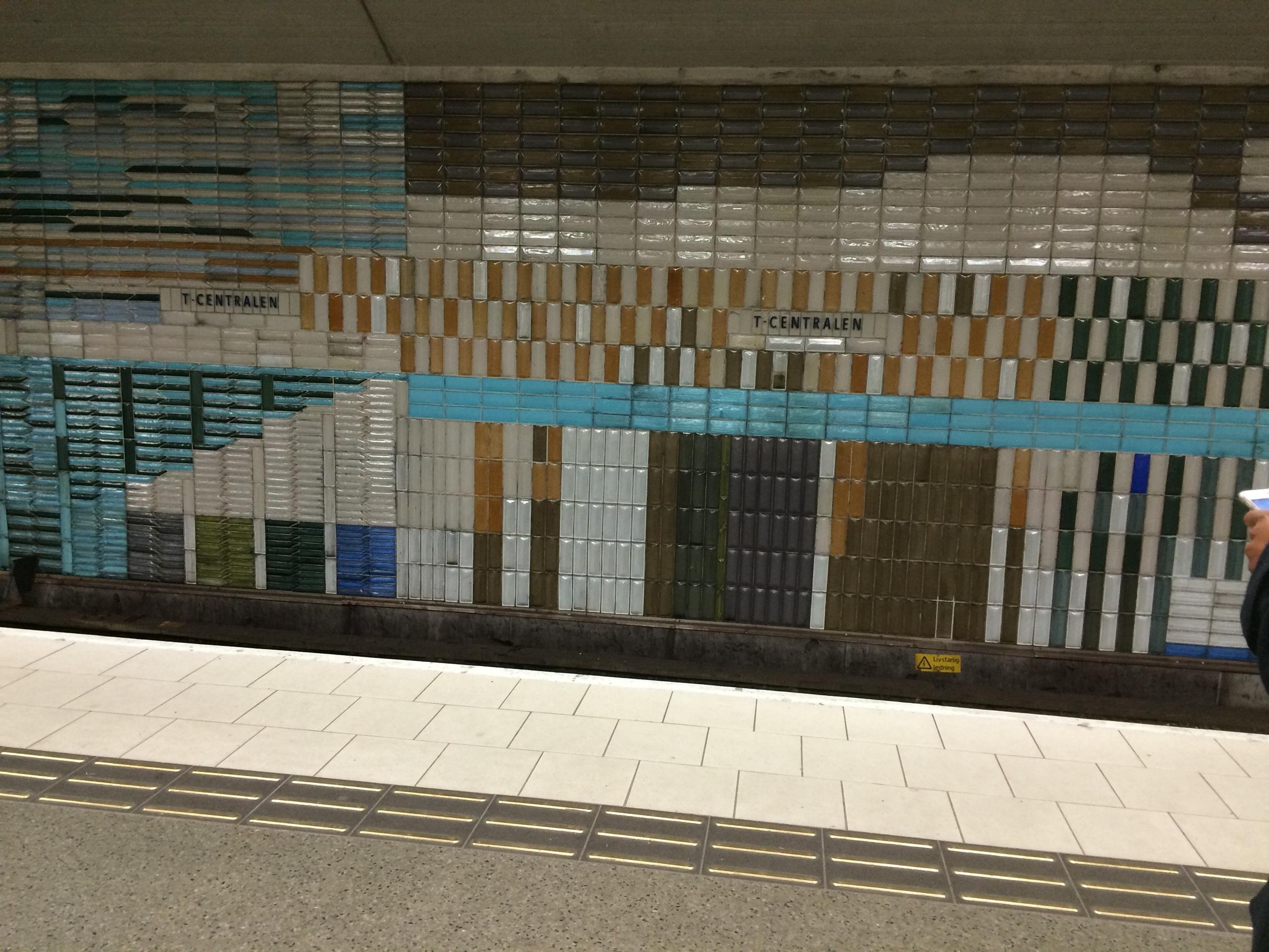 Central station Stockholm
