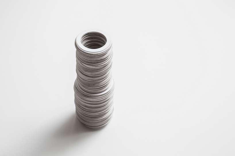 Porcelain Vase  by  Dan Hoolahan