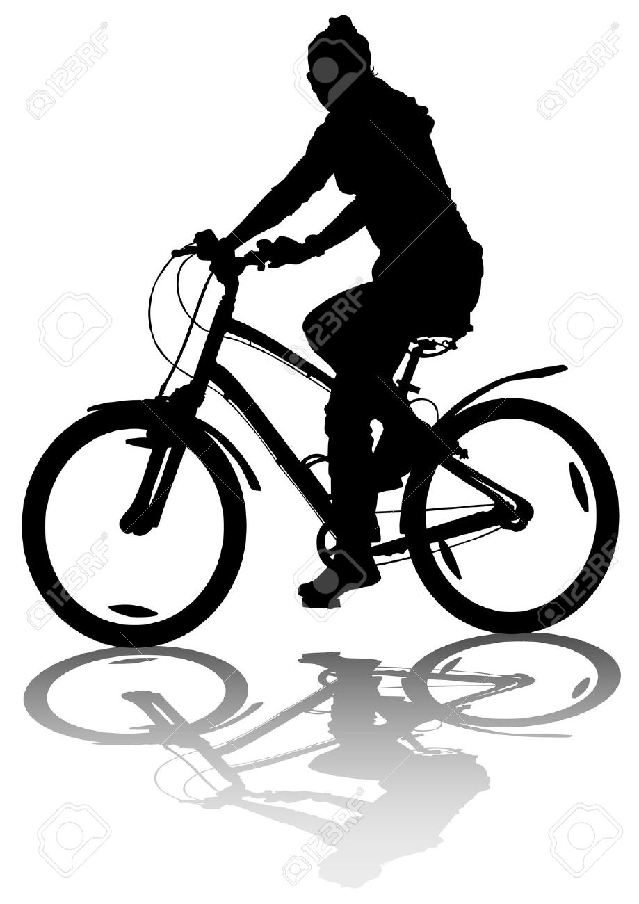 6995359-drawing-bicycle-girl-races-leisure-Stock-Vector-bicycle-silhouette.jpg