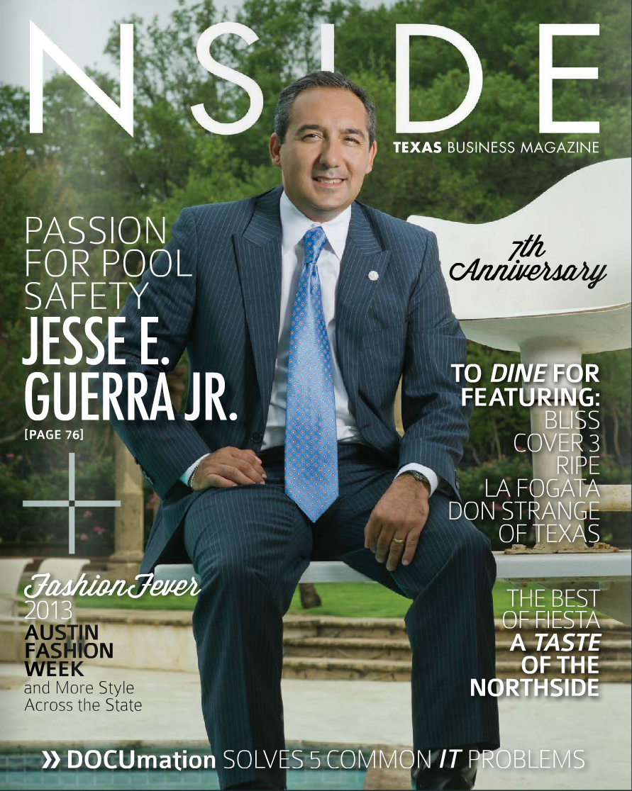 NSIDE MAGAZINE JULY/AUG 2013 COVER