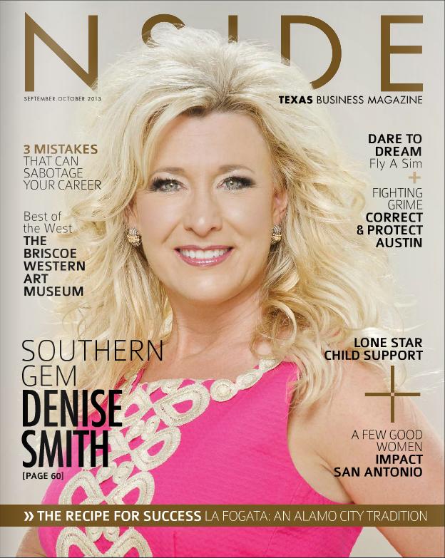 NSIDE MAGAZINE SEP/OCT 2013 COVER