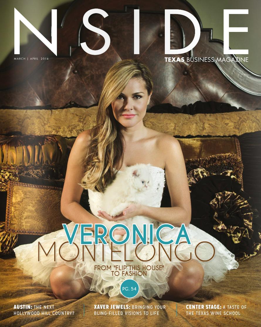 NSIDE MAGAZINE MAR/APR 2014 COVER