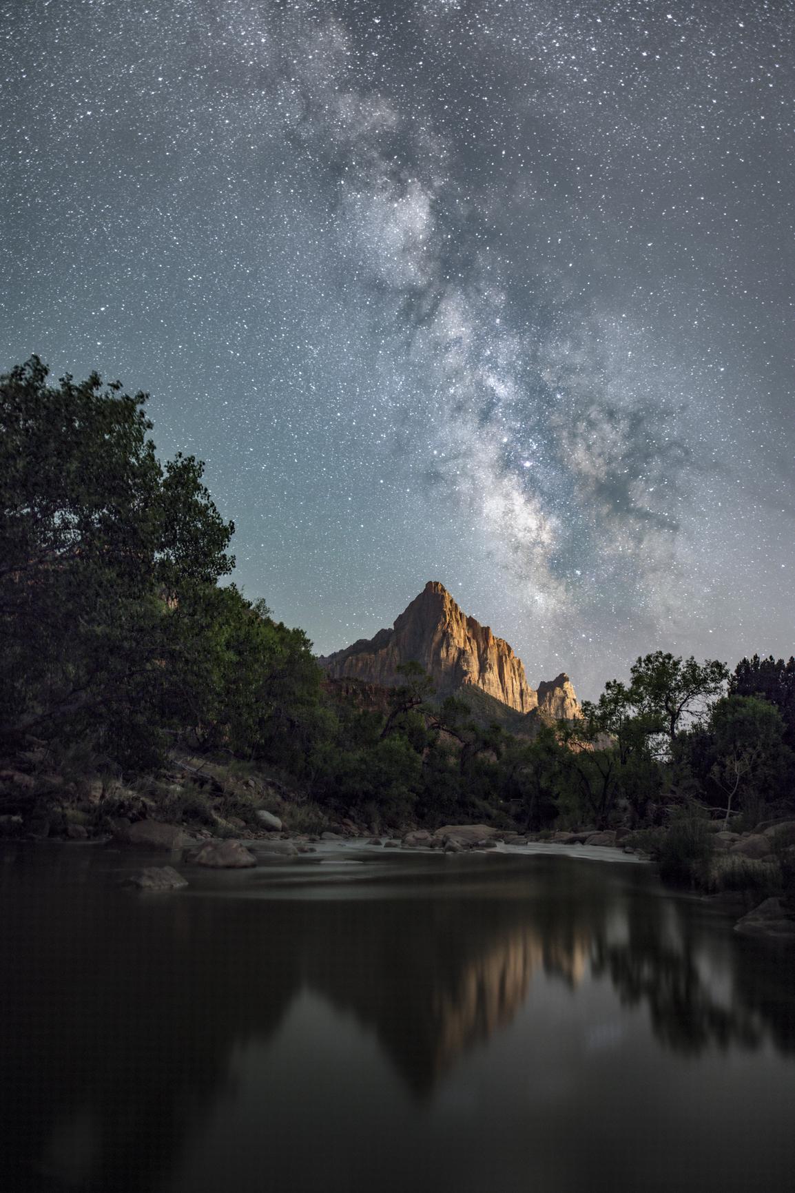 Watchman Milky Way