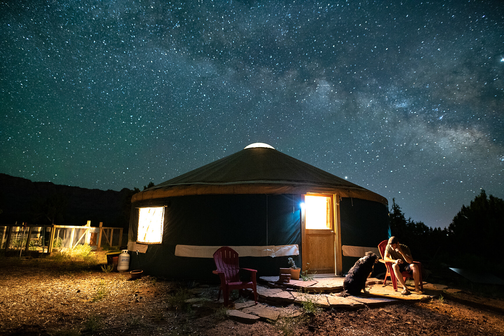 Zion Yurt Rental