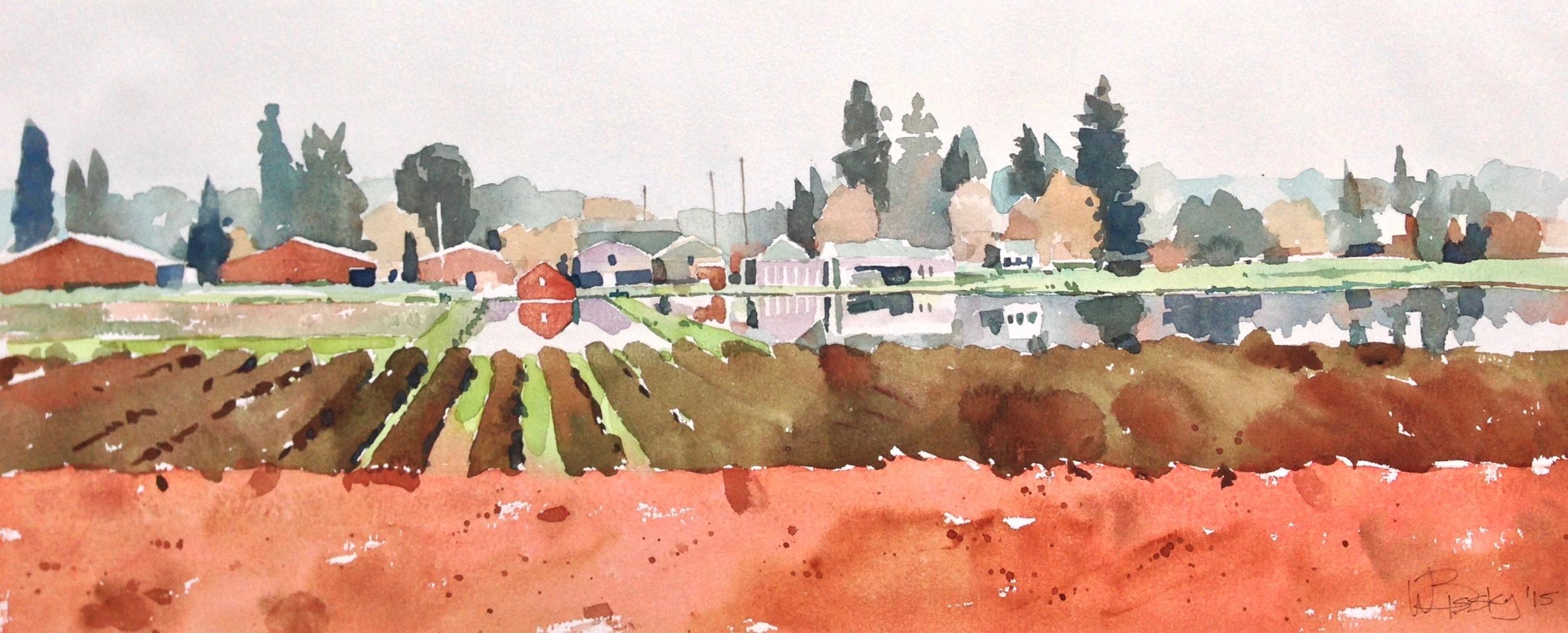 """Fraser Valley Cranberry Farm"""