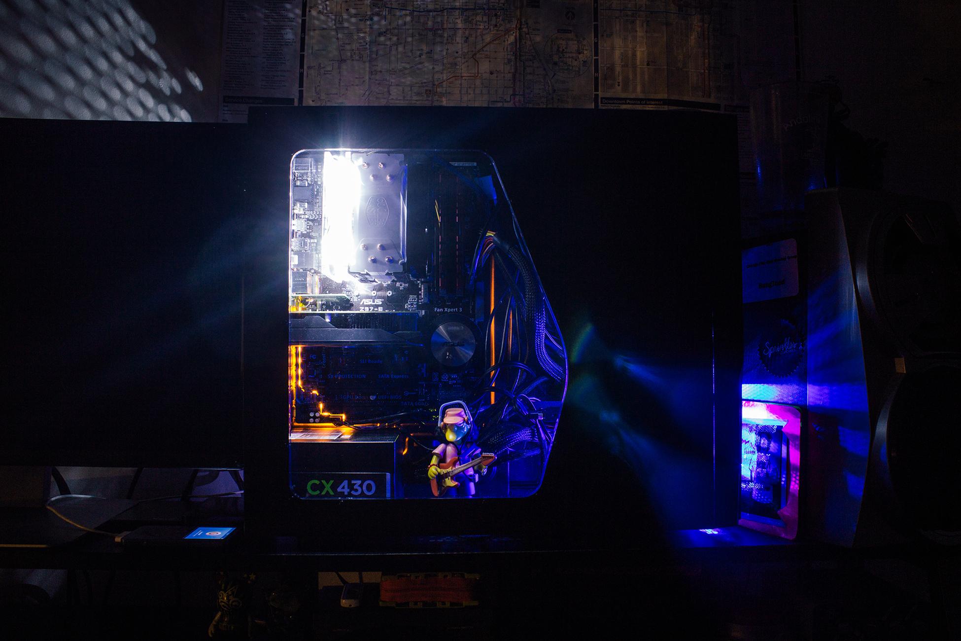 PC that I built