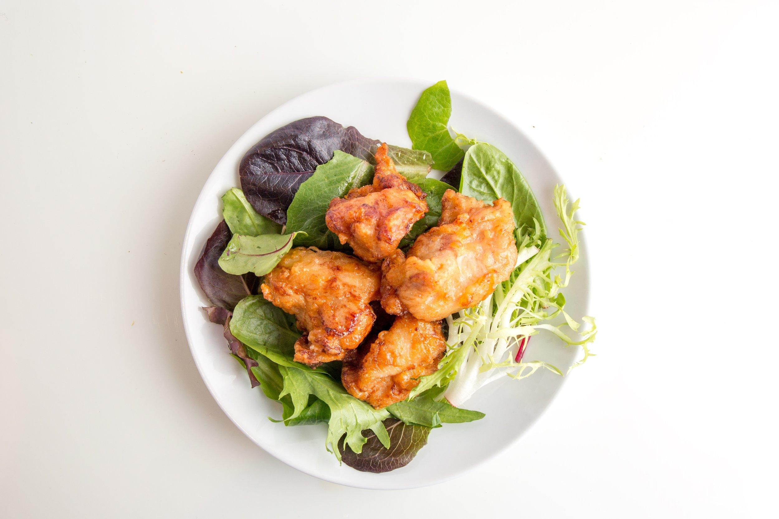 Japanese all natural chicken karaage