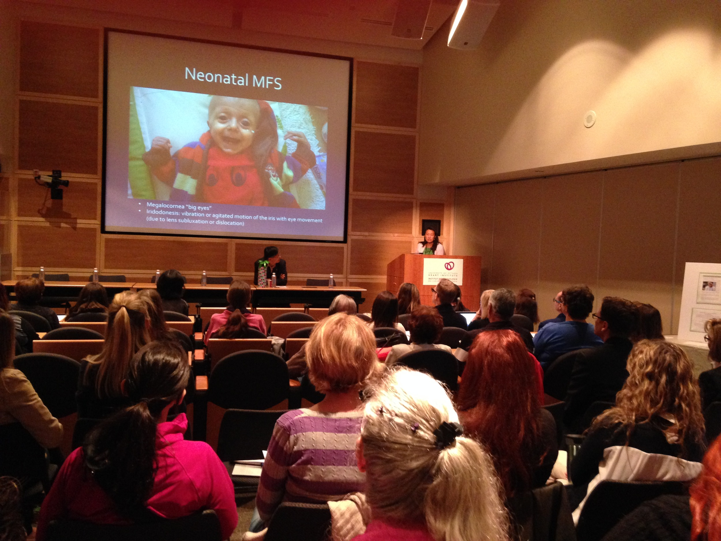 Dr Lillian Lai, CHEO - Pediatric Diagnosis and Mangement of MFS and LDS