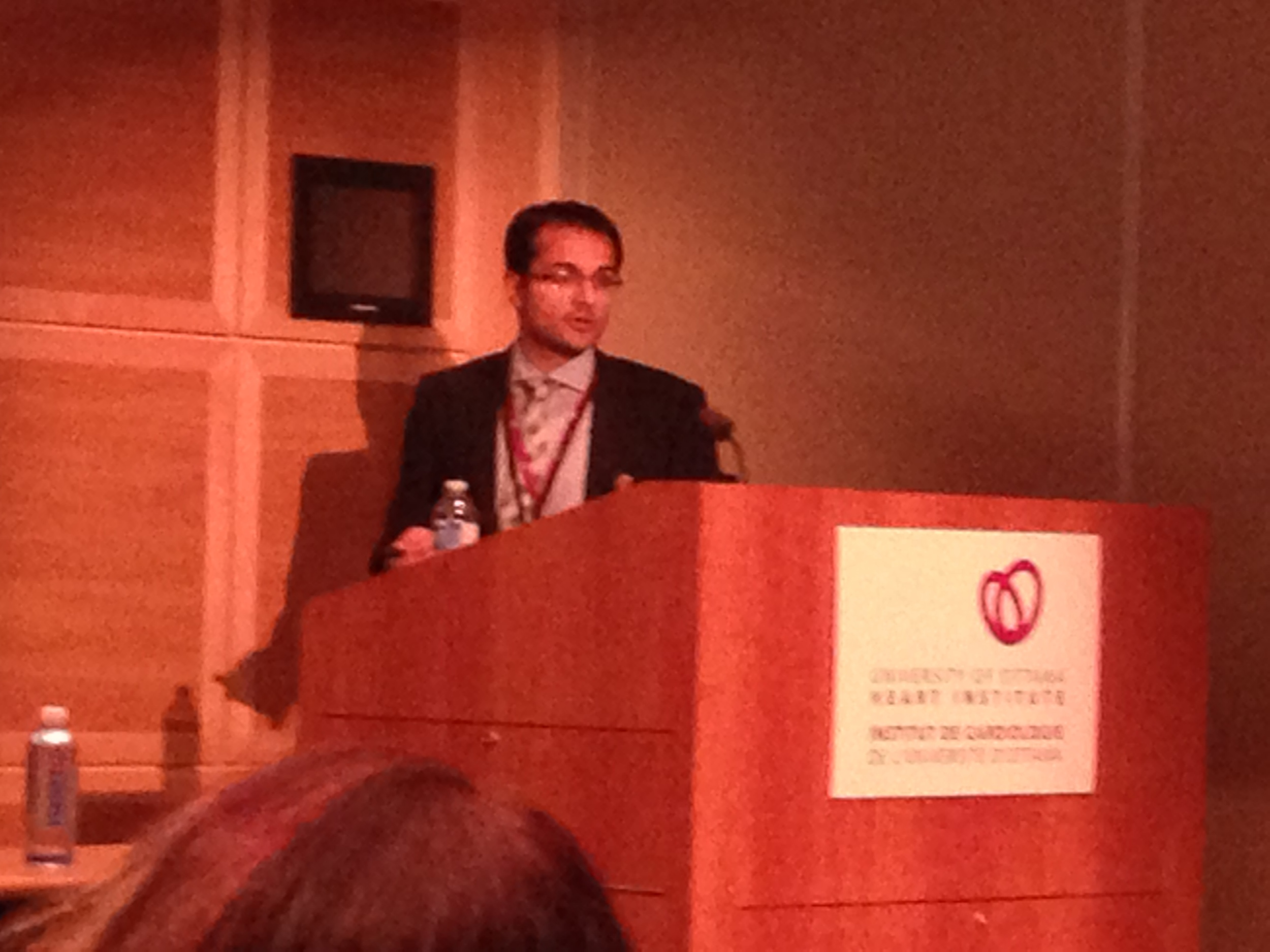 Dr. Munir Boodhwani, UOHI - Aortic Surgery and Post-surgery Management