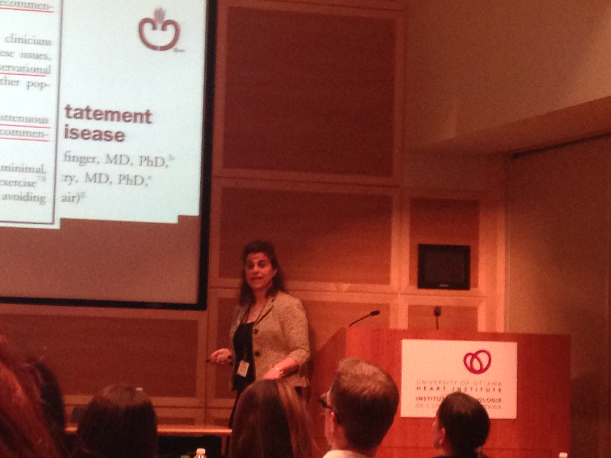 Mitra Esfandiarei, PhD, Midwestern University, AZ - Exercise and Marfan Syndrome: Research Data