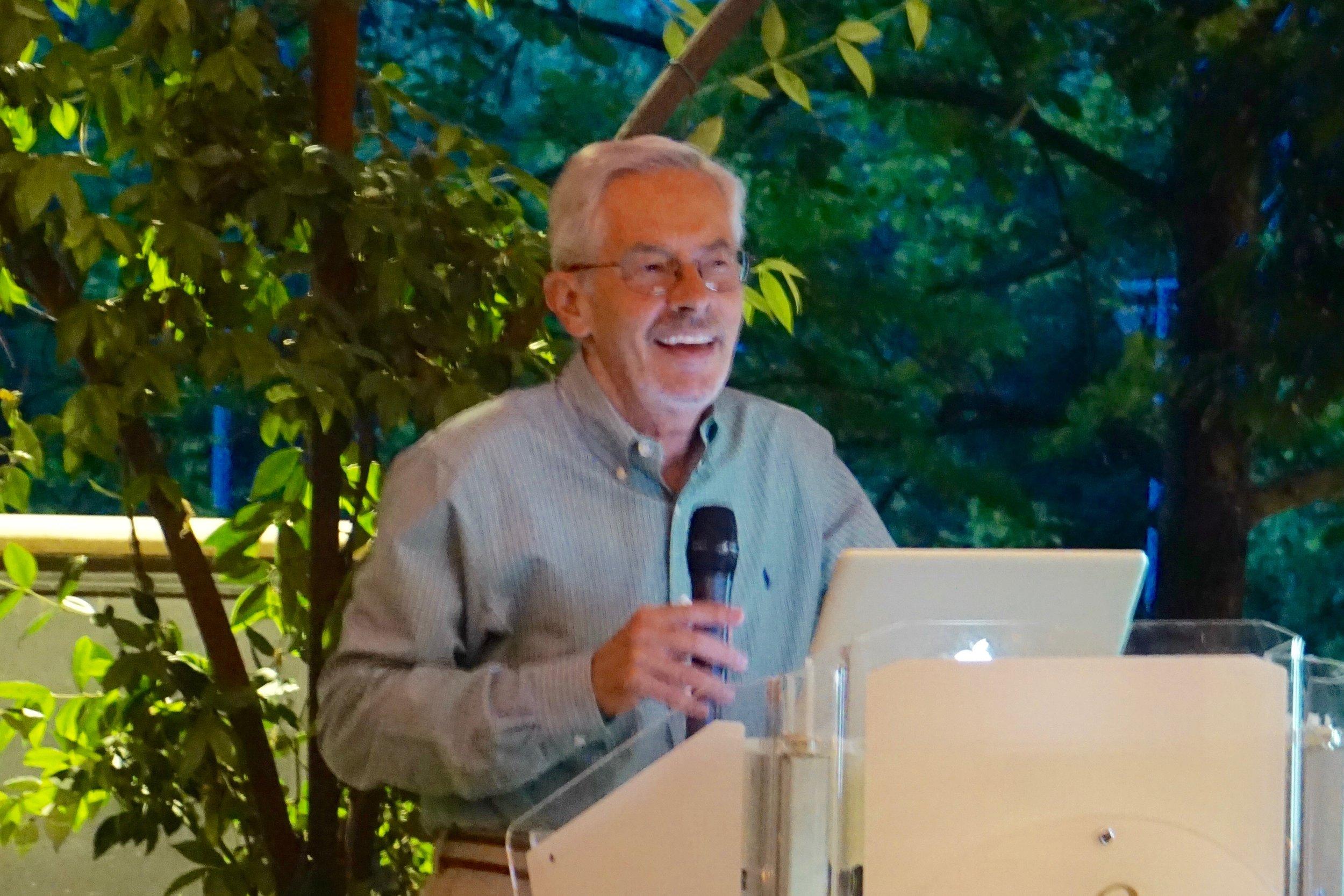 Dr. Reed E. Pyeritz,William Smilow Professor of Medicine and Professor of Genetics at the Perelman School of Medicine, University of Pennsylvania