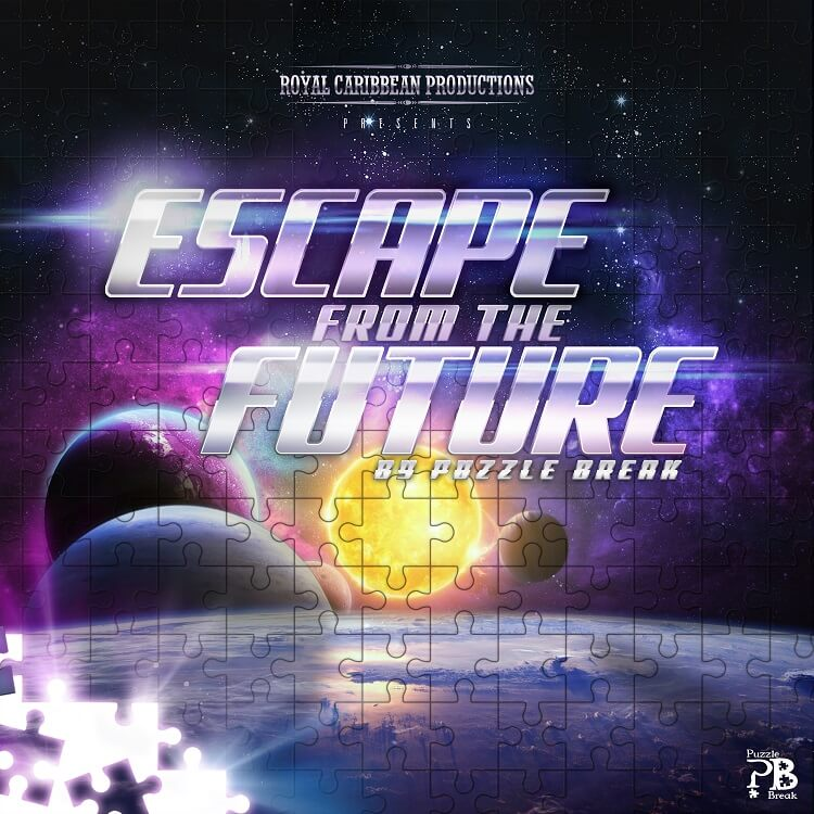 Escape from the Future by Puzzle Break made history as the first escape room aboard a ship.