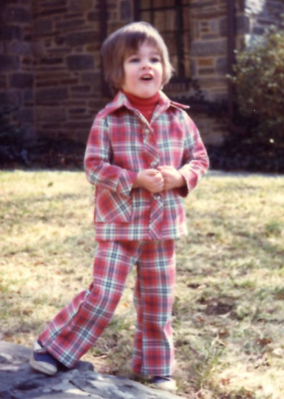"""Our basic coordination is automatic and unconscious. A three year-old thinks about what she has to say, not how she's standing, beginning, perhaps, with, """"Why do I have to wear so much plaid?"""""""