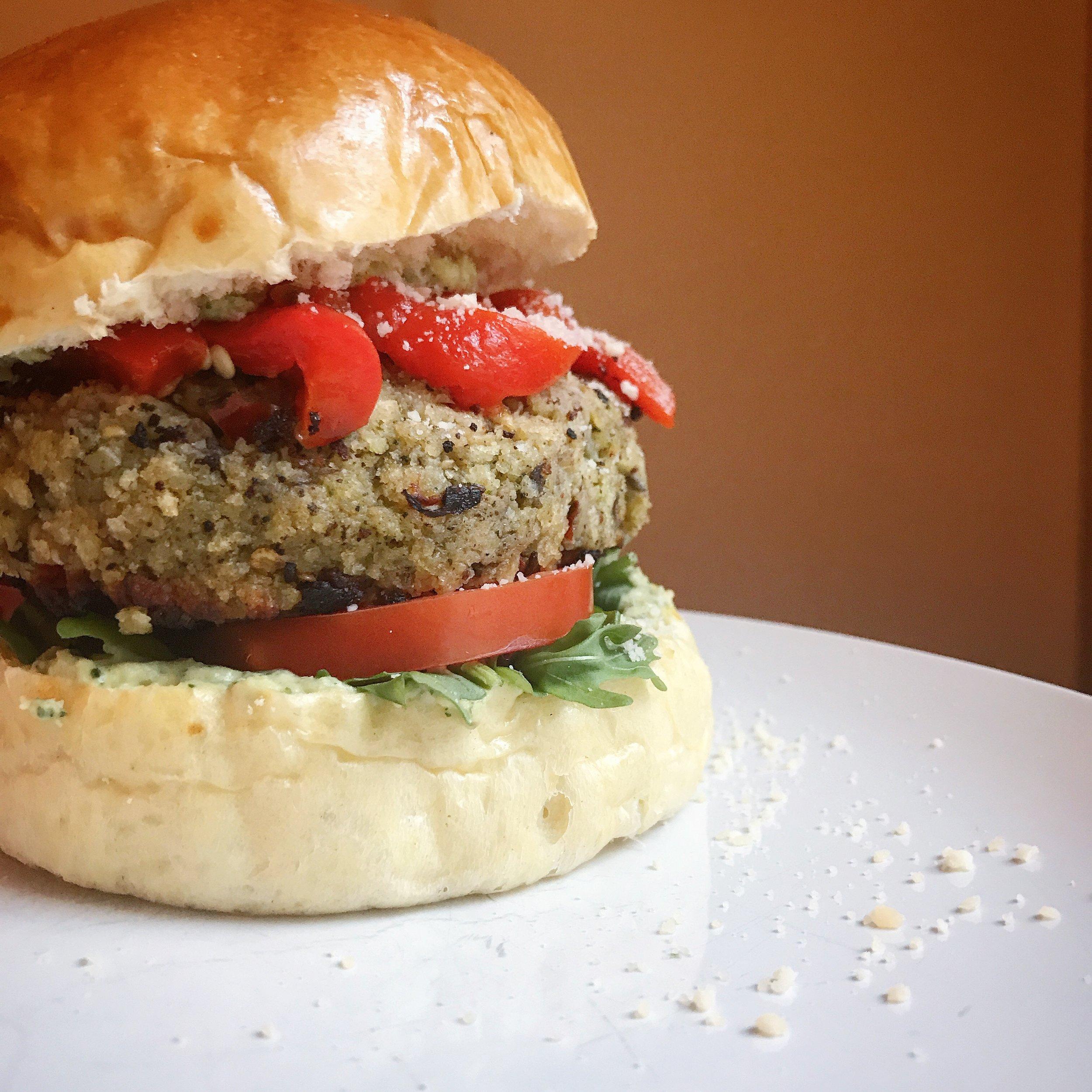 Italian Veggie Burger.JPG
