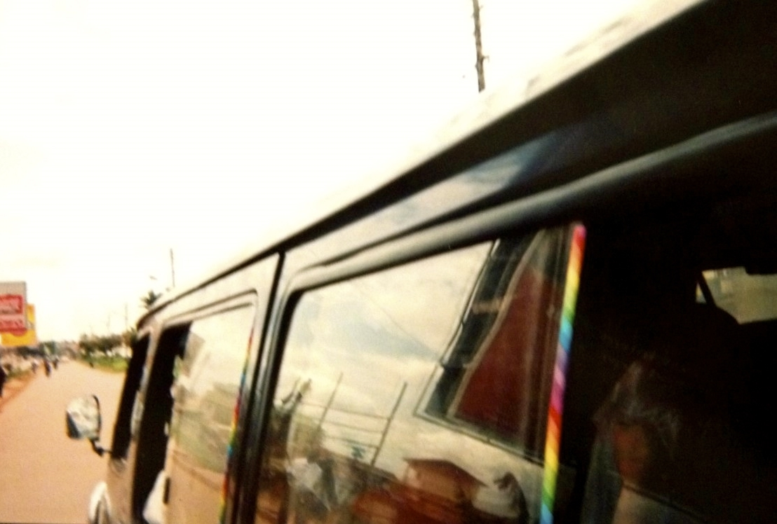 Gulu, Uganda from Kodak Disposable Camera