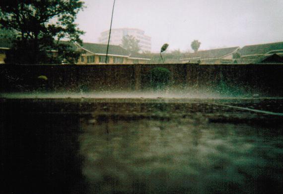 Kitante, Kampala, Uganda from Kodak Disposable Camera