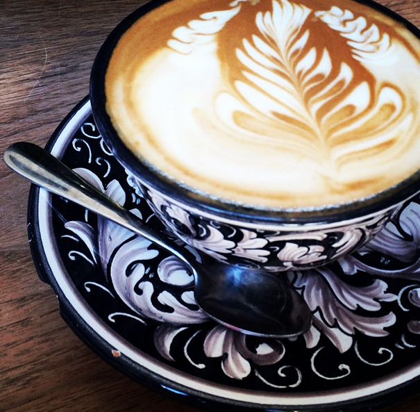 La Colombe NYC | Ranking The Best Coffee Spots in New York