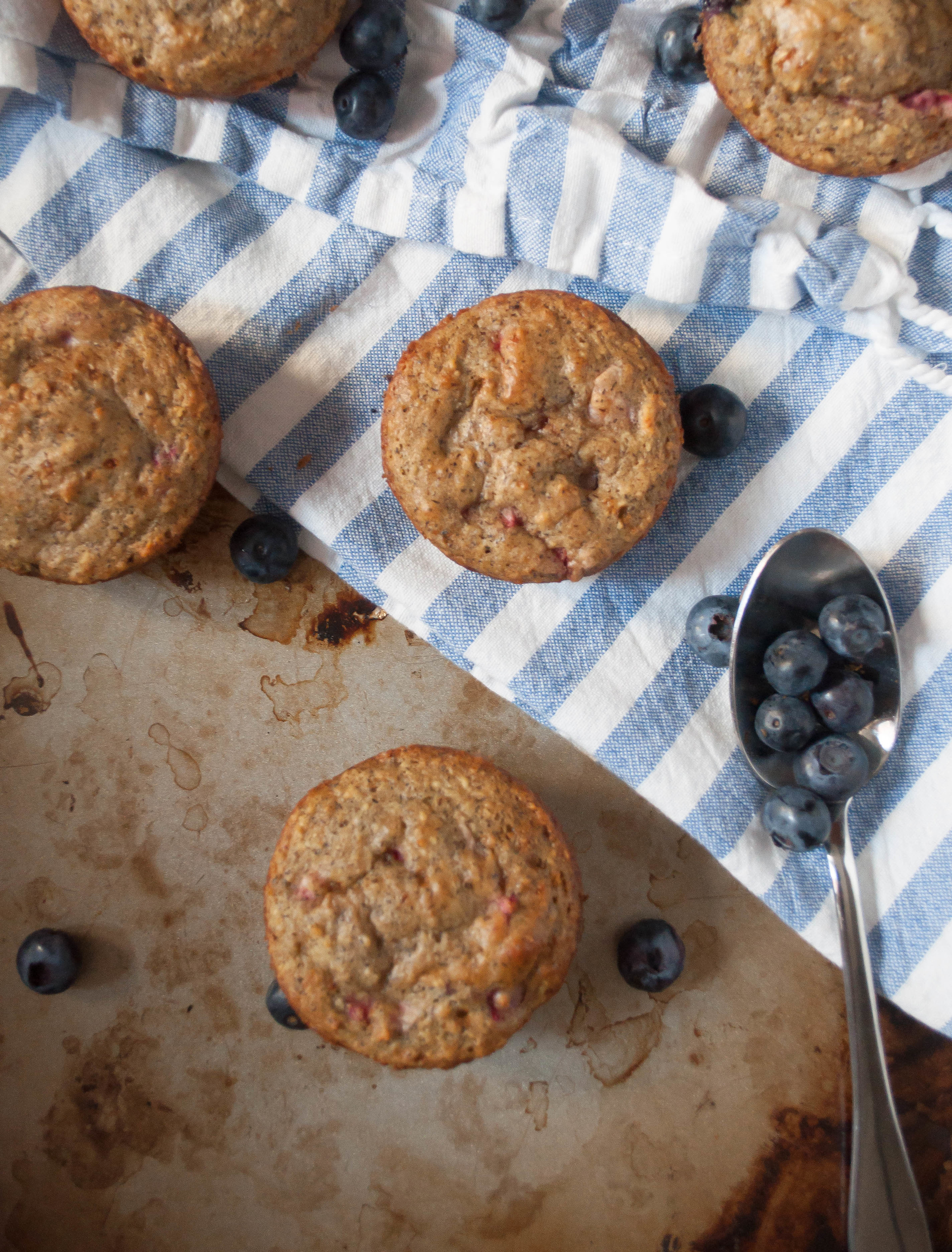 The Best Mixed Berry Muffins in the World!