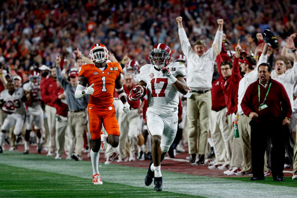 Will the Tide reign victorious again in 2016?
