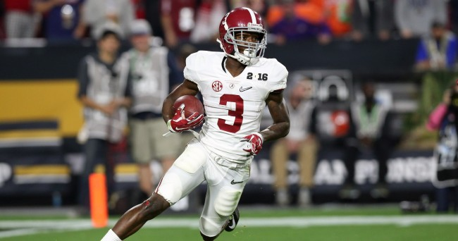 Calvin Ridley could be in the Heisman conversation come seasons end.