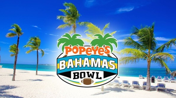 I support both the Bahamas and Popeyes. This is a fine logo.