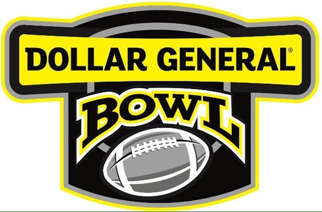 This logo is almost as shitty as the store that sponsors the bowl.