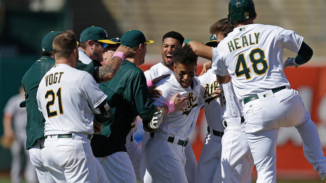 Will the A's give Oakland much to cheer about in 2017?