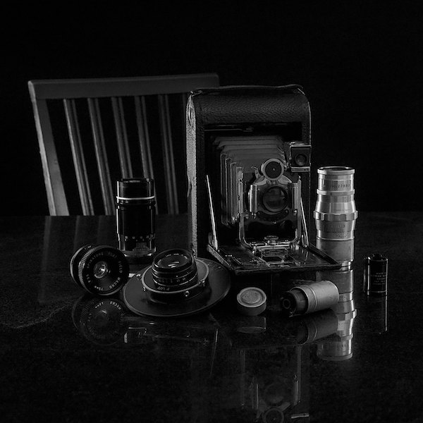 Eastman Kodak and Camera Parts #2