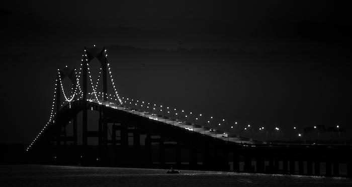 Night Over the Bridge #3