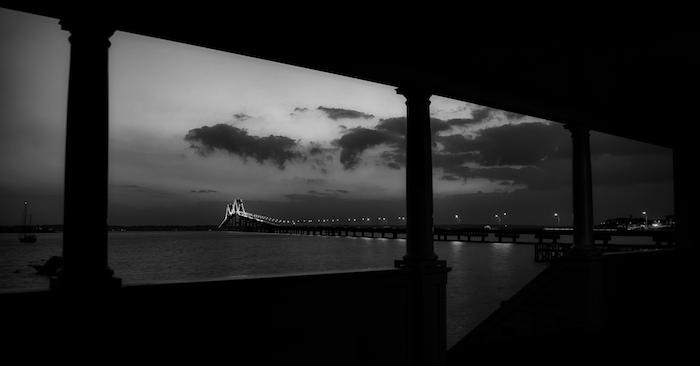 Night Over the Bridge #1