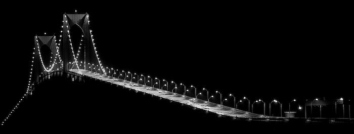 Night Over the Bridge #2