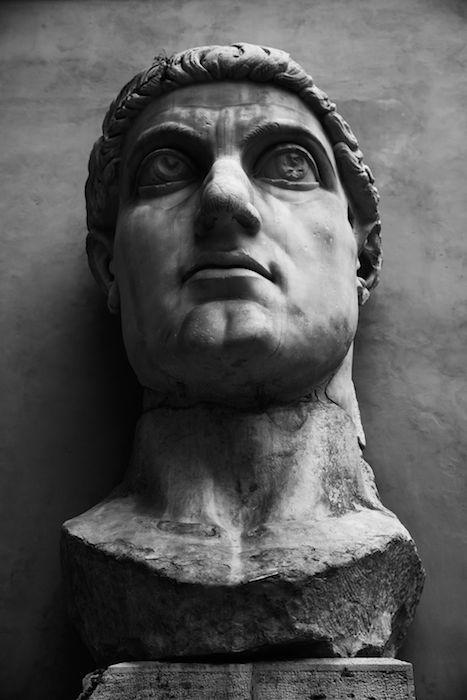 Roma, Constantine #1