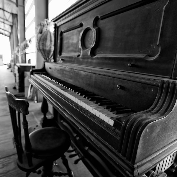 Looking for a Piano Player