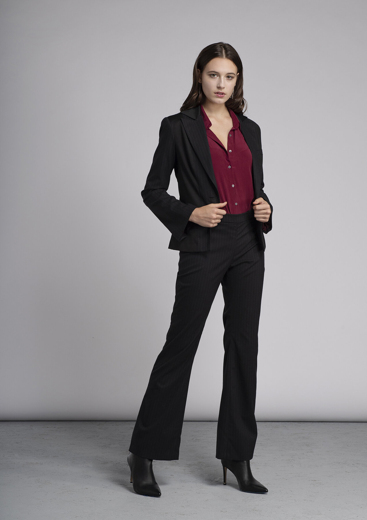 Women's made-to-measure suit