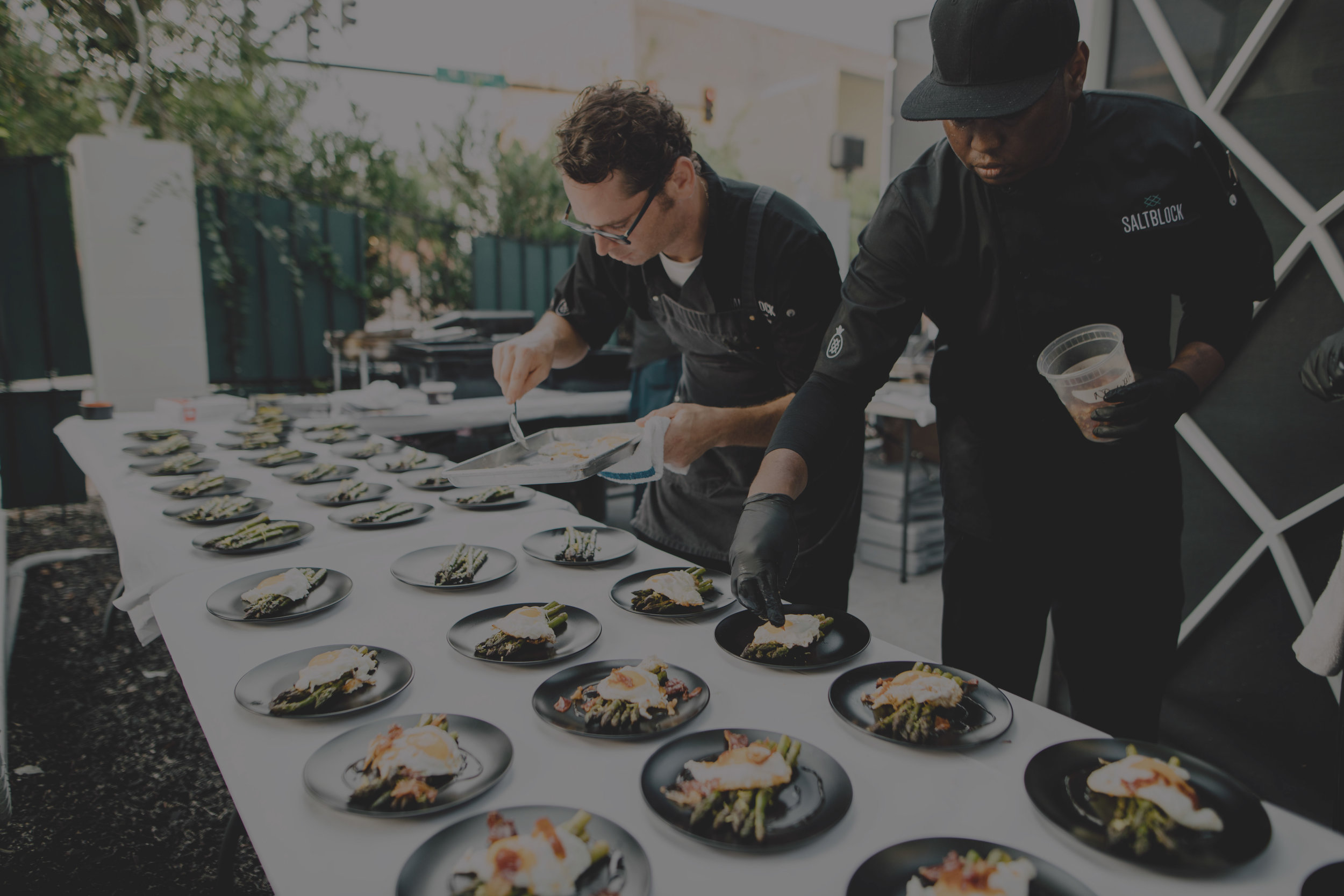 A better catering and events experience is here.
