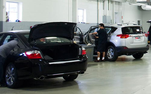 We are Experts on Your Vehicle.        With more than 35 years servicing the newest-model year vehicles, we have the expertise to improve your driving experience with products that smoothly integrate into your car's existing electronics -- without voiding the factory warranty.