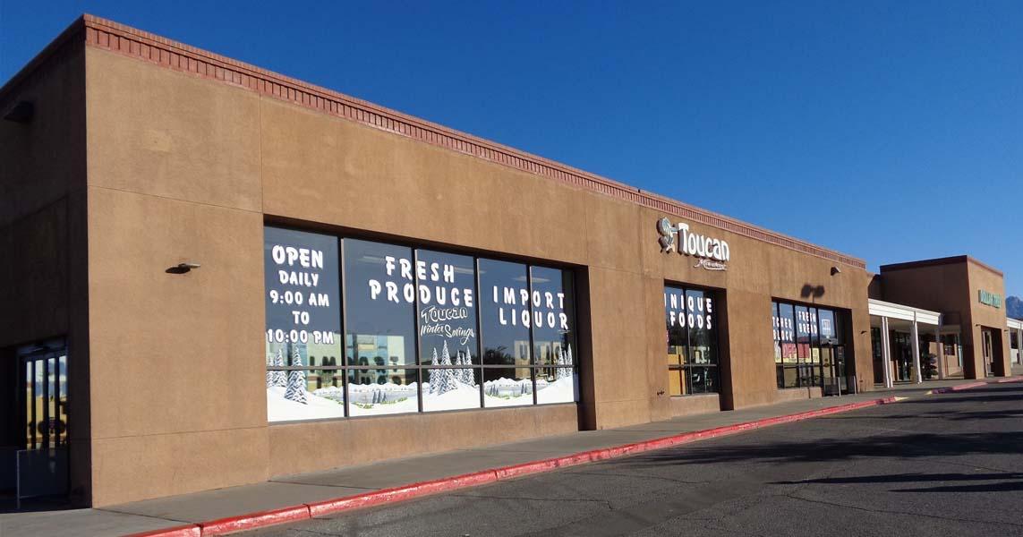 Toucan Market, Las Cruces, New Mexico