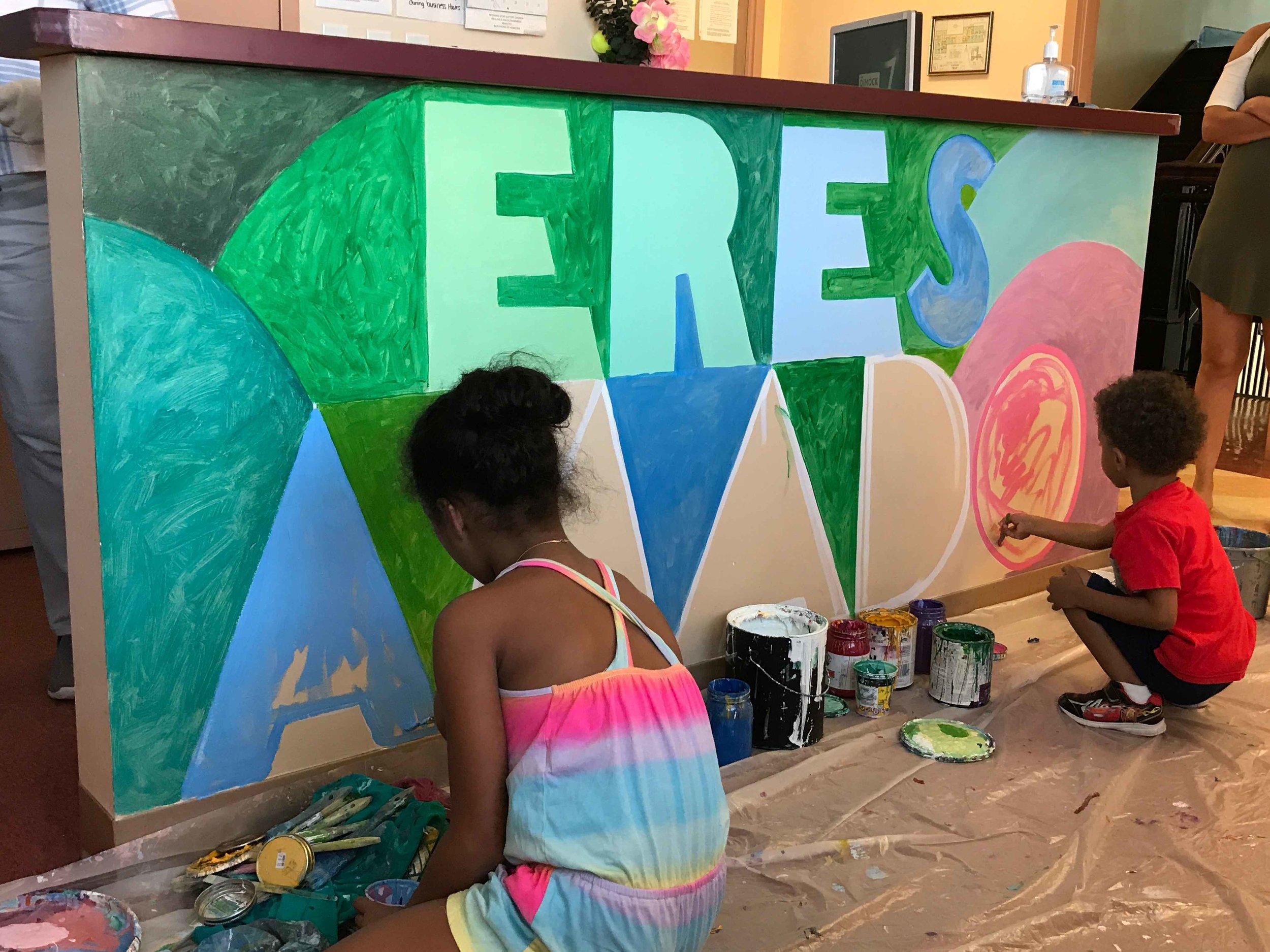Mary Eliza Mahoney Family Shelter, Roxbury, MA