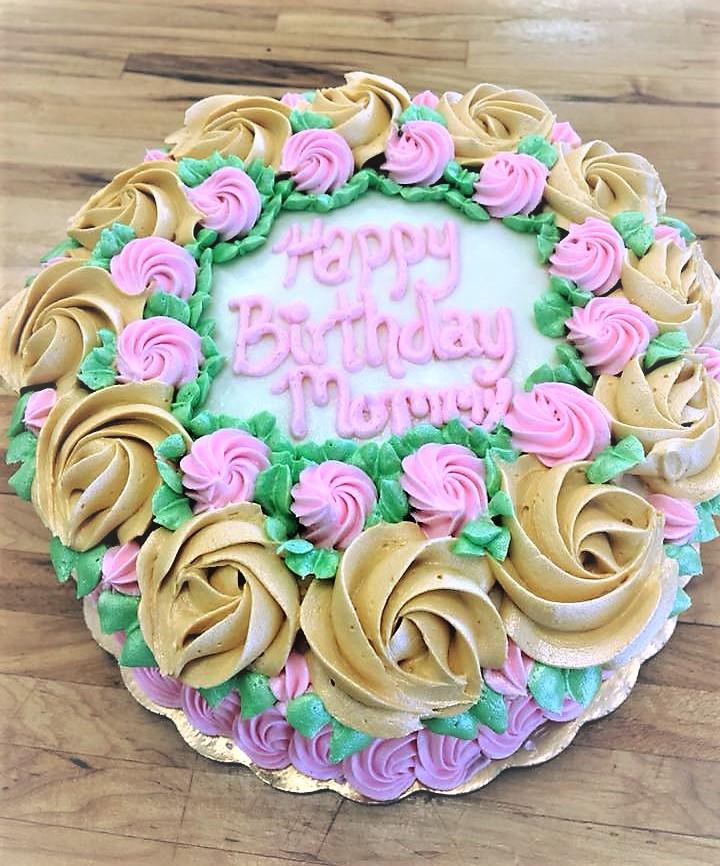 Gateaux Bakery & Cafe Moms Birthday Cake.jpg