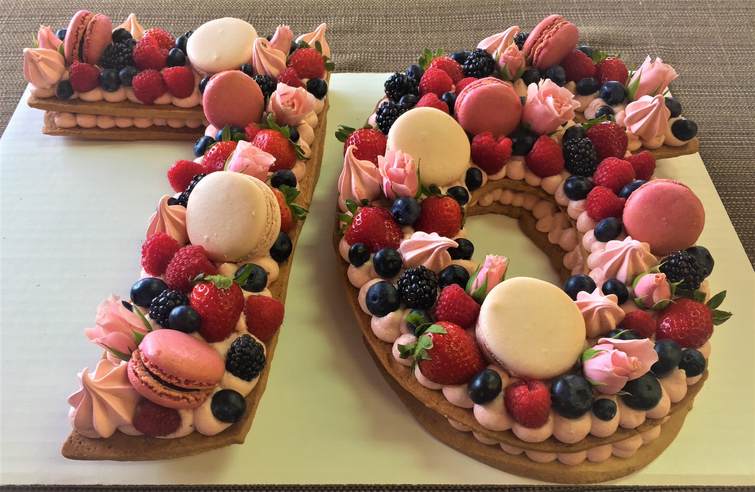 2019 Gateaux Bakery & Cafe 76 French Number Cake.JPG