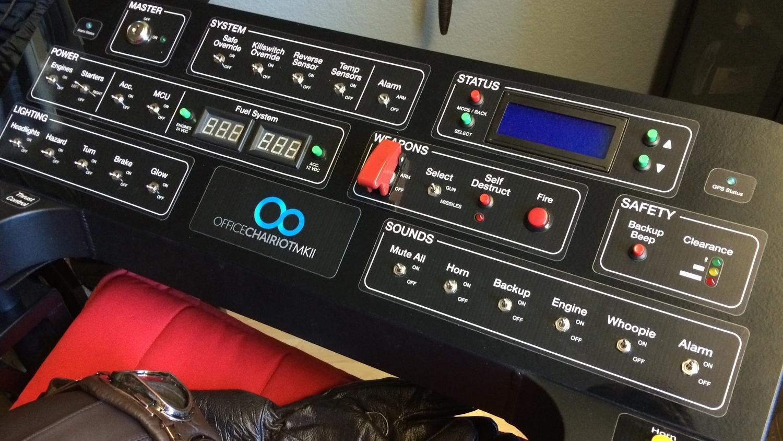 Closer Look: Control Panel