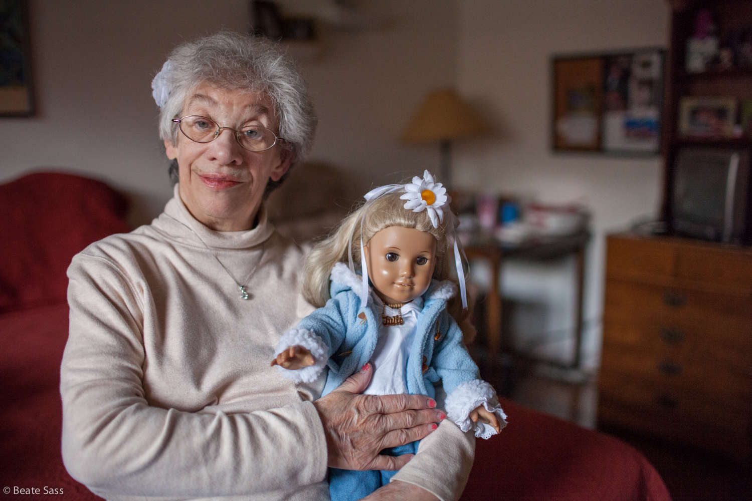 Mona is 73-years-old and is beingcaredfor by her brother, Claude, and sister-in-law, Nancy. The stress of caring for Mona has taken a toll on the health of the caregivers. Mona is on the waiting list for aMedicaid Waiver. [Full story]
