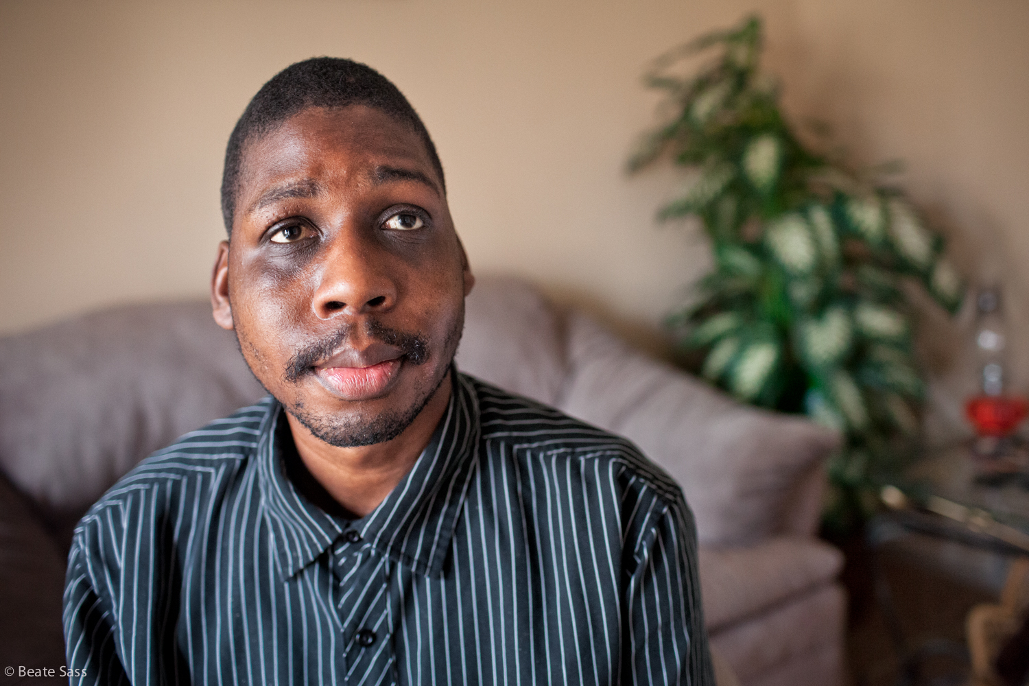 Michael aged out of high school over 8 years ago and has lived a life of isolation due to no support or funding. He is on the waiting list for a Medicaid Waiver. [Full story]
