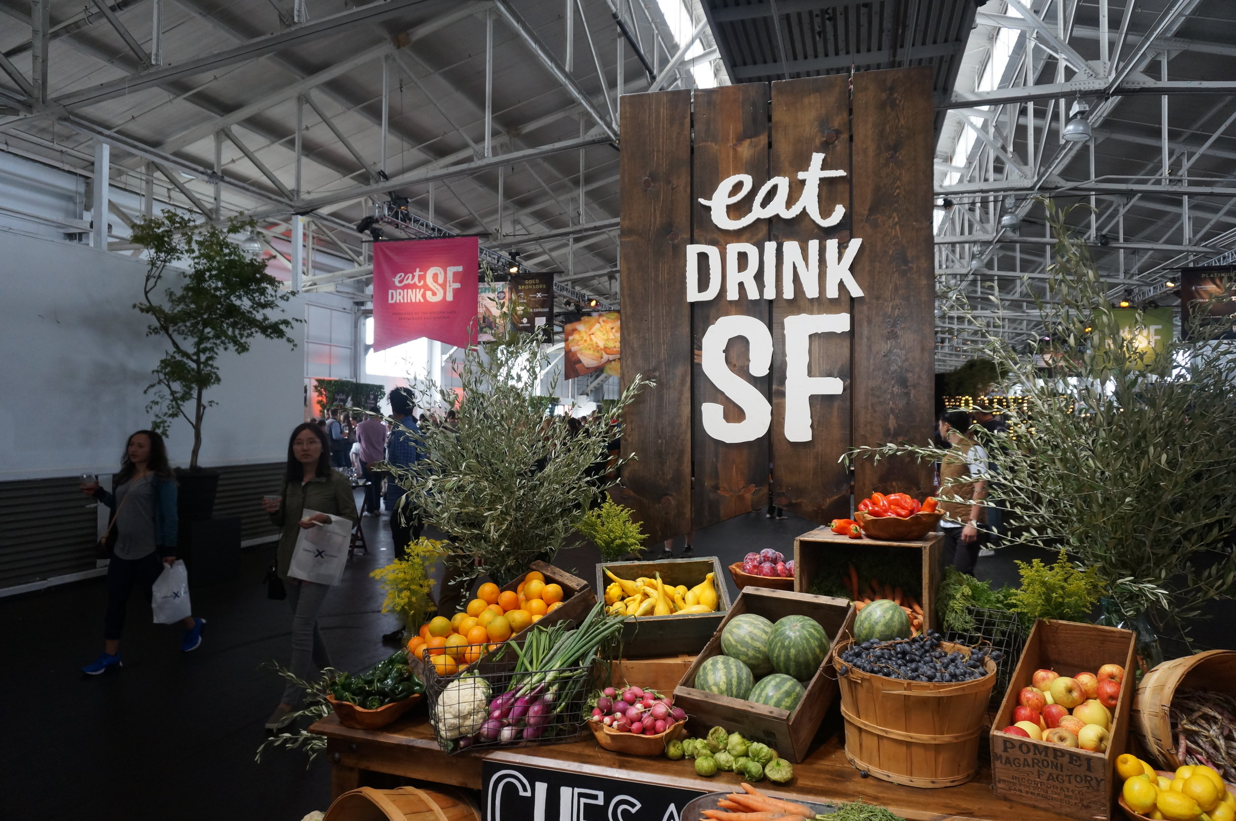 Eat Drink SF - A gastronomic party
