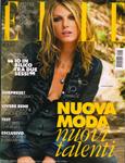 Elle Italia, October 2009
