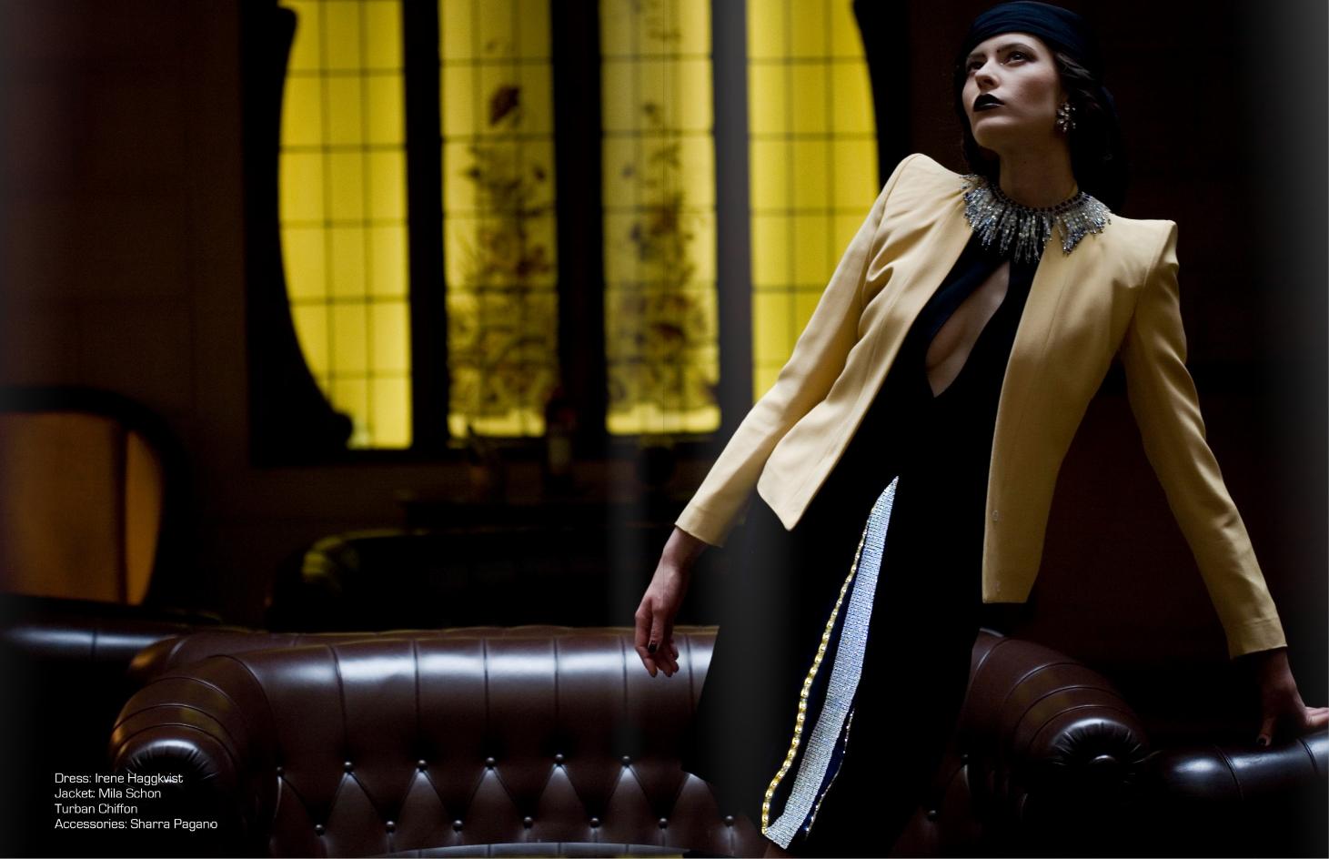 Style-ology Magazine, Issue 10, Italia, photographer Luana Calabró, stylist Hyejin Lim, July 2010