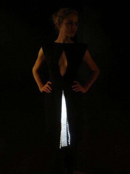 Swarovski Crystallized the Leds effect in dark.jpg