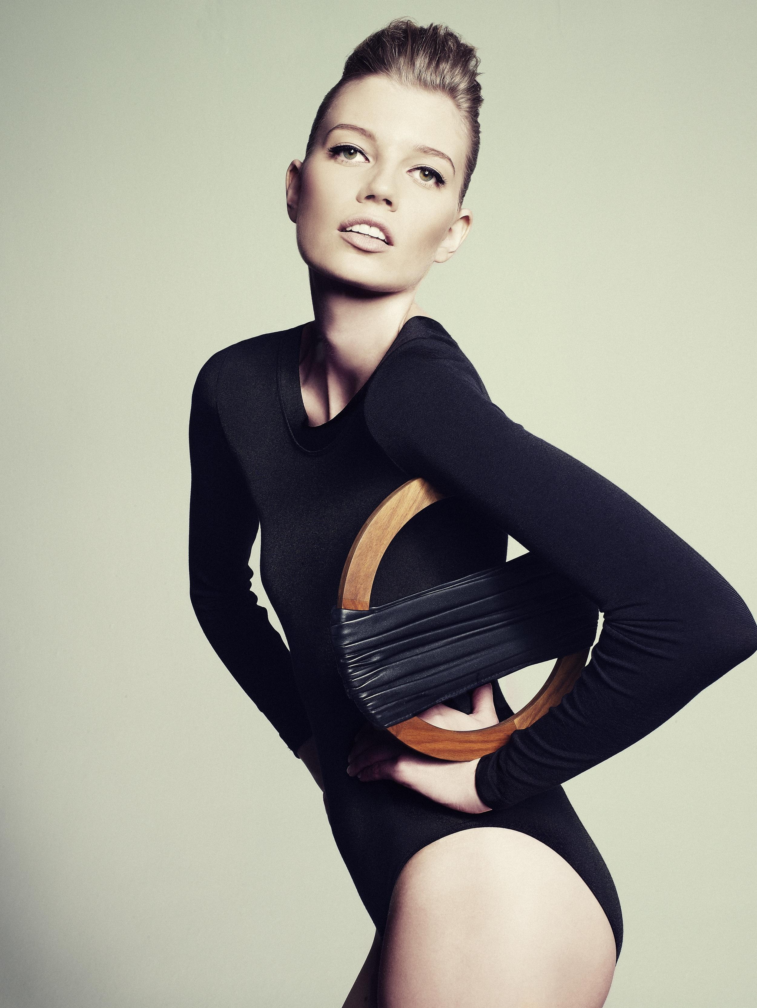 © photo Samuli Karala - model Saara Sihvonen / Brand - style Niko Luostarinen - makeup Milla Puolakanaho, August 2010