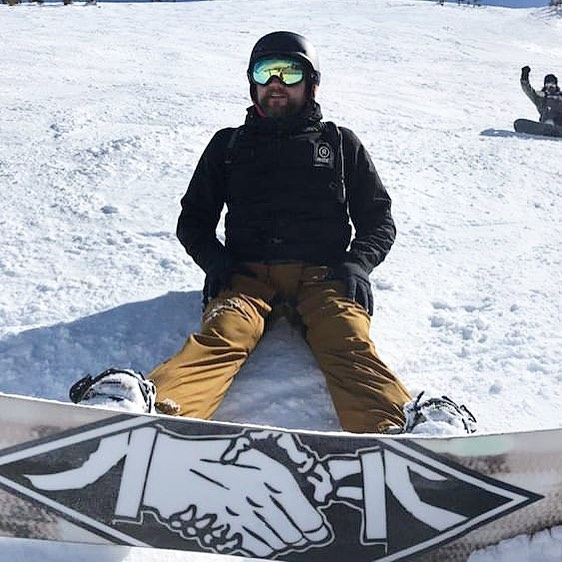 People of all kinds ride Nightmare Snowboards. Whether you are in the streets, backcountry, backyard or looking at Instagram in the bathroom - Nightmare is near.  Thankyou for the continuous support, I do not say it enough. Each person that supports Nightmare has a story & each individual builds a chain of strength in our community.